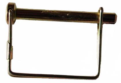 Farmex, PTO Lock Pin, Square, 3/8