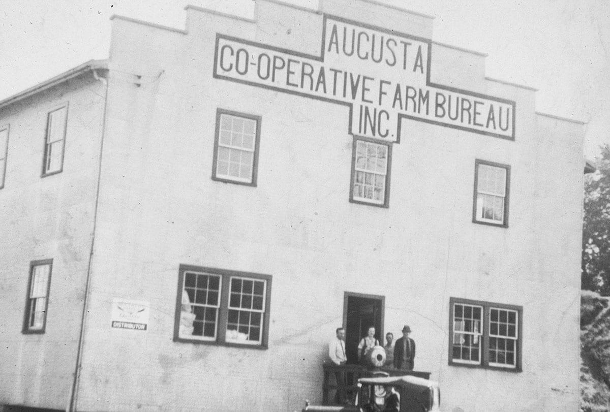 History   Augusta Cooperative Farm Bureau, Inc.